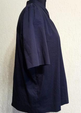 Шикарная натуральная блуза от cos, рубашка премиум качества3 фото