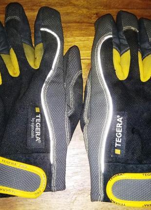 Спортивные перчатки tegera
