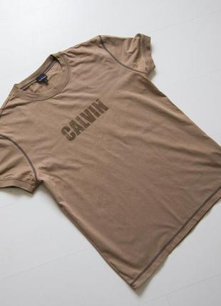Футболка calvin klein jeans р.m-l