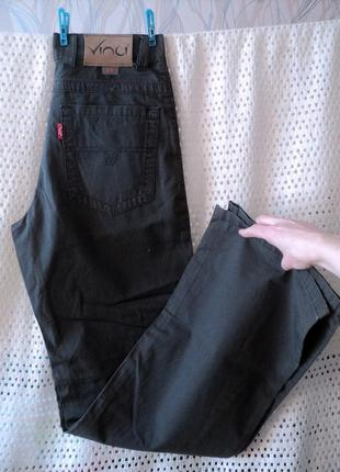 b5ff29e23463b Коричневые мужские джинсы 2019 - купить недорого мужские вещи в ...