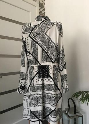 Туника - рубашка удлиненная4 фото