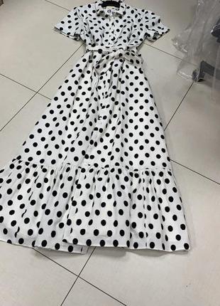 Очень красивое, женственное платье французкого бренда sezane3 фото