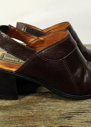 Роскошные фирменные туфли 100% кожа