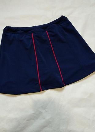 Спортивная юбка с шортами