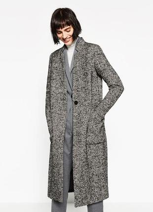 Очень классное пальто zara классика