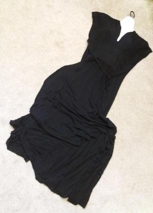 Платье с необработаными краями   бренд-dunnes-12р