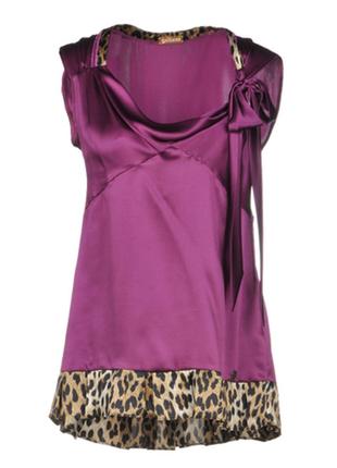 🍒шелковая блуза 100% шелк размер 30/44🍒