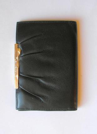 Документница кошелек для карт+ для паспорта,100% нат. телячья кожа, есть дост. бесплатно