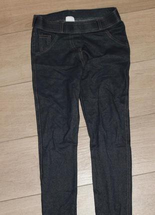 Лосины под джинс
