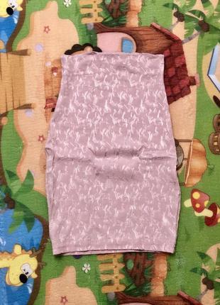 Юбка розовая. красивая юбка