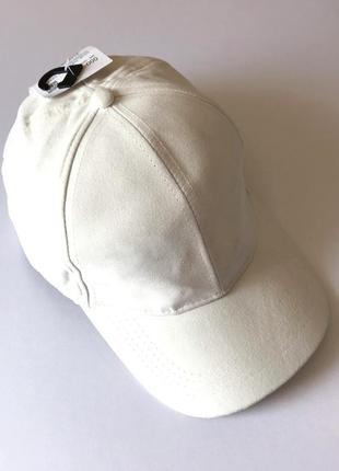Уценка! кепка бейсболка искусственный замш, clockhouse, c&a