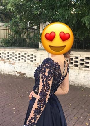 Невероятное выпускное платье