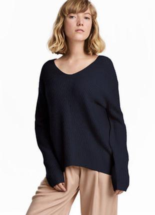 Кашемировый 100% свитер шерстяной пуловер кофта