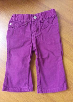 Девочкв штані і джинс 6-9мес