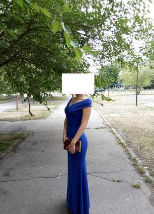 Потрясающе шикарное платье на выпускной или вечеринку