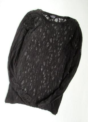 Блуза-сетка topshop