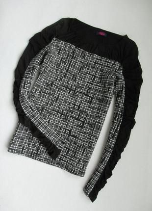 Кофточка-блуза