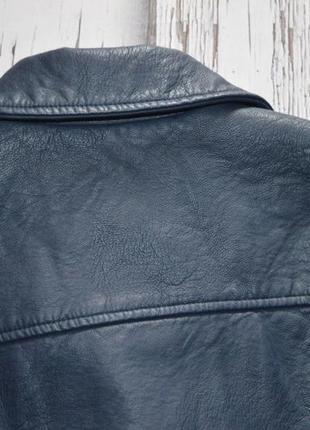 Куртка кожанка косуха next p xs9 фото