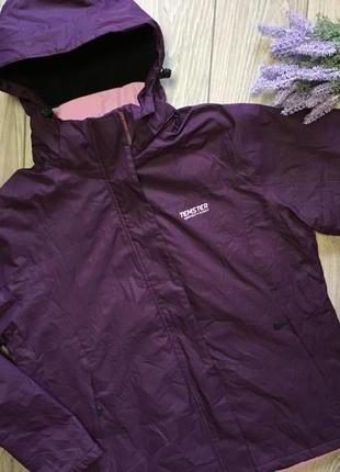 Зимняя куртка temster размер l.