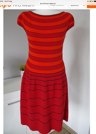 Фирменное платье marc cain , размер 4