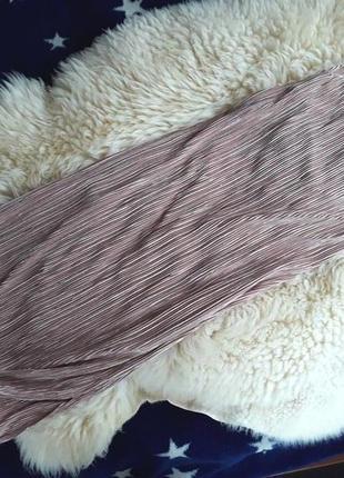 Трендовое платье плиссе в бельевом стиле amisu2 фото