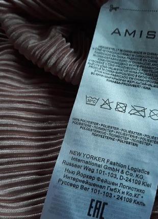 Трендовое платье плиссе в бельевом стиле amisu7 фото