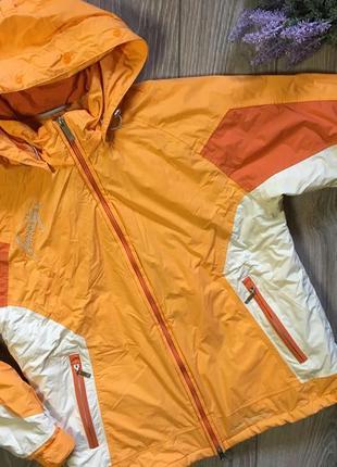 Зимняя лыжная куртка  jeantex размер l.