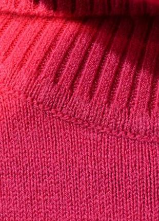 2766\70 розовый свитер с высоким горлом next xxxl5 фото