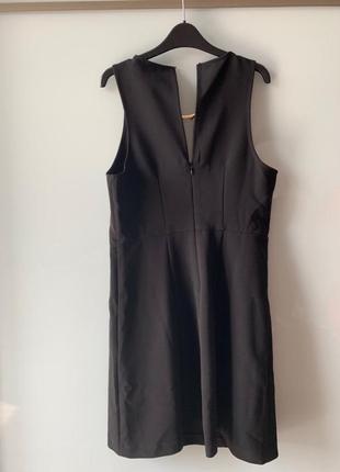 Guess маленькое черное платье размер s /m оригинал скидка нюанс сукня  плаття7 фото