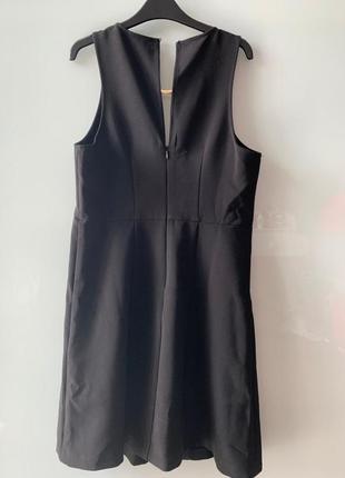 Guess маленькое черное платье размер s /m оригинал скидка нюанс сукня  плаття5 фото