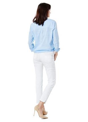 Мечтаете выглядеть на размер стройнее? - моделирующие джинсы от tchibo, германия