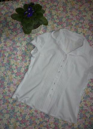 Школьная блуза4