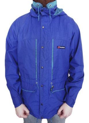 Куртка ветровка berghaus vintage