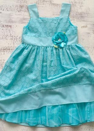 Фірмове плаття youngland dresses на маленьку принцесу