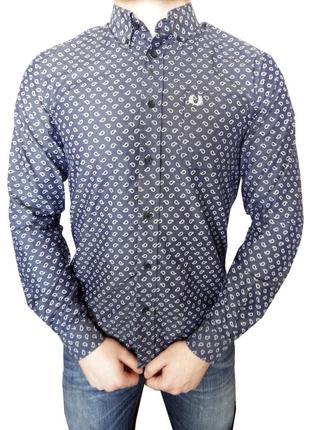 Рубашка fred perry оригинал мужская