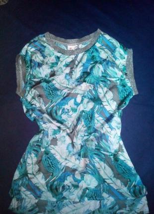 Блуза безрукавка
