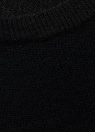 2632\40 тонкий черный свитер bhs l7 фото