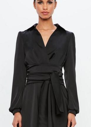 Платье кимоно атласное  peace & love премиум! premium lux!3 фото