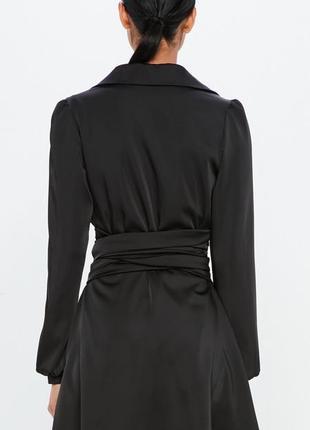 Платье кимоно атласное  peace & love премиум! premium lux!4 фото