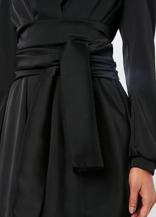 Платье кимоно атласное  peace & love премиум! premium lux!5 фото