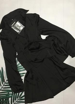 Платье кимоно атласное  peace & love премиум! premium lux!6 фото