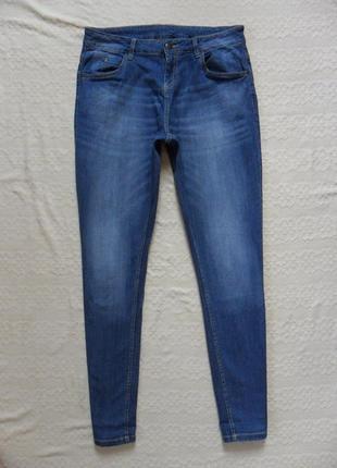 Стильные джинсы скинни esmara, 16 размер.