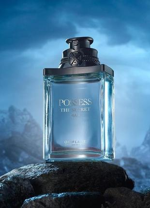 Мужская парфюмерная вода possess the secret man позесс зе сикрет мэн код 33650 орифлейм
