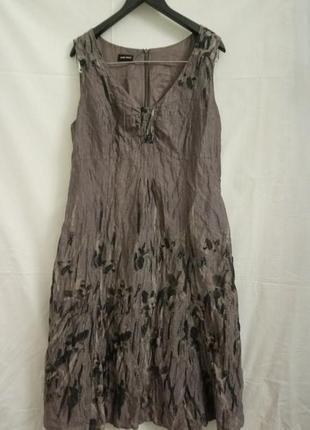 Стильное платье gerry weber р.38
