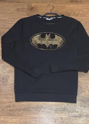 Свитшот batman primark худи толстовка