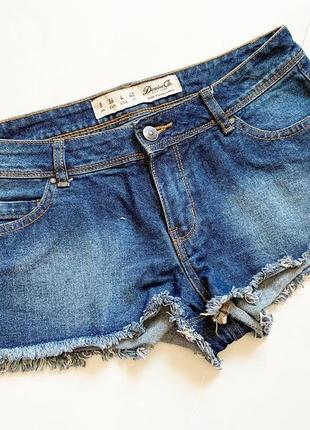 Короткие шорты denim