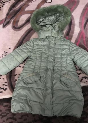 Mayoral куртка парка 92-98 см
