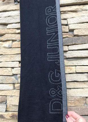 Dolce gabbana шарф