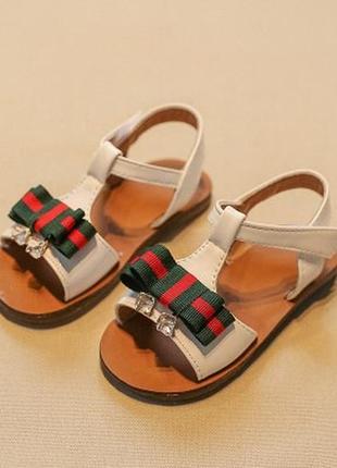 Босоножки сандалии летние для девочки все размеры