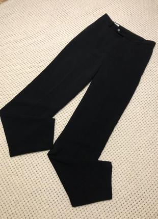 Класические брюки с высокой посадкой